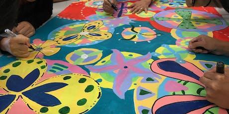 Summer ARTivity 以藝術療癒身心(3/4) - 圓圈繪畫啟動創意團隊 tickets