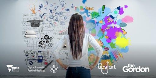 Creative Thinking - Presented by Upstart