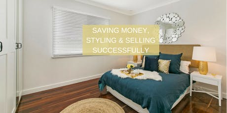 Saving Money, Styling & Selling Sucessfully tickets