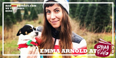 Emma Arnold (Comedy At RamaPong) tickets