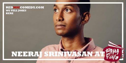 Neeraj Srinivasan (Comedy at RamaPong)