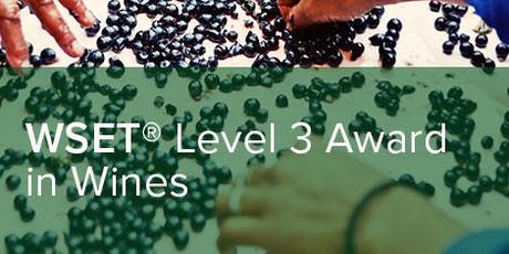WSET Level 3 Award in Wines tickets