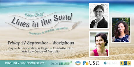 Lines in the Sand - Friday Workshops & Reception - Hervey Bay Library/USC tickets