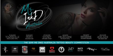Ms InkD Australia 2019 Tattoo Competition - Sydney tickets