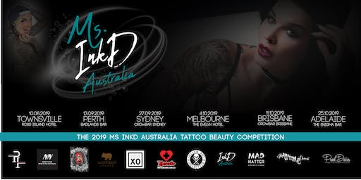 Ms InkD Australia 2019 Tattoo Competition - Sydney
