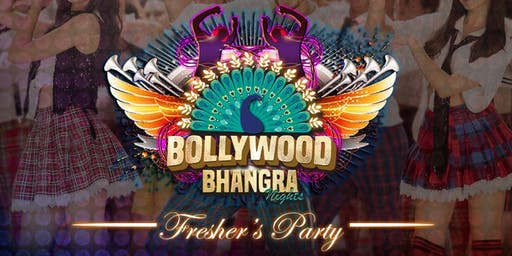 Bollywood Bhangra Nights -  The Freshers Party