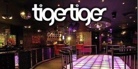 FREE EVENT BIG Singles Night out at Tiger Tiger - 100 Expected FREE Drink tickets
