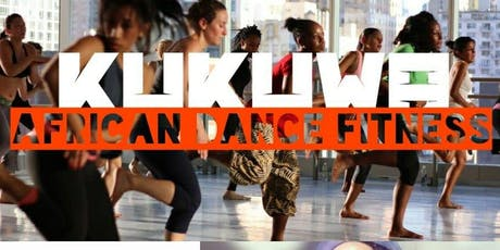 Weekly Kukuwa African Dance Holistic Workout tickets