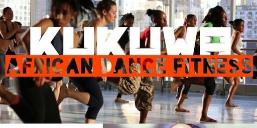 Weekly Kukuwa African Dance Holistic Workout