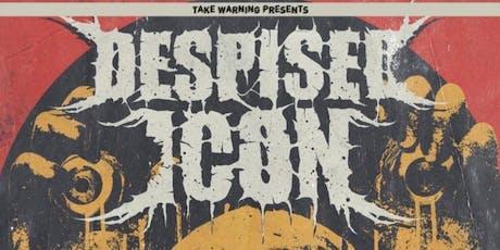 Despised Icon tickets