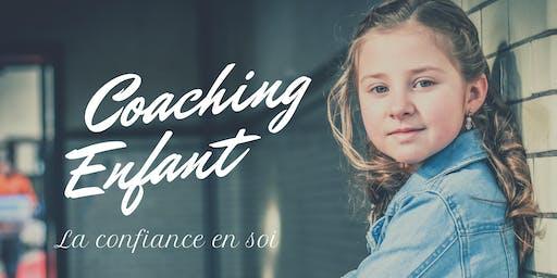 """Coaching enfant: """"Confiance en soi"""" - 6 à 12 ans"""