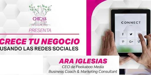 Crece tu Negocio con las Redes Sociales