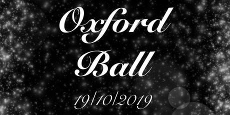 The Oxford Ball 2019 tickets