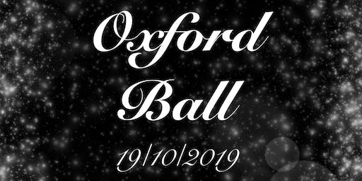 The Oxford Ball 2019
