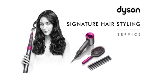 Dyson Demo, Siam Paragon | Celebrate Mother's Day with Total Look Hair Styling Service