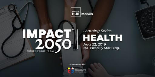 Impact 2050 Learning Sessions: Health