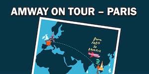 AMWAY ON TOUR - Paris (FR), 06.10.2019