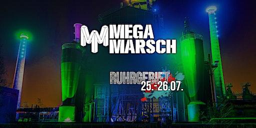 Megamarsch Ruhrgebiet 2020