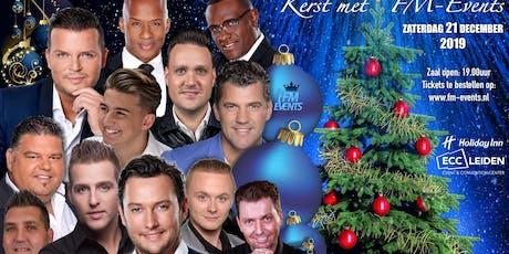 Kerst met FM-Events tickets