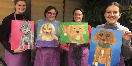 Paint Your Pup (Dine in) tickets