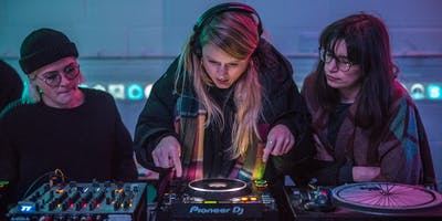 Sisu Presents: DJ Course for Womxn (Southport)