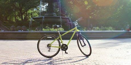 New York Bike Rental - Midtown Manhattan tickets