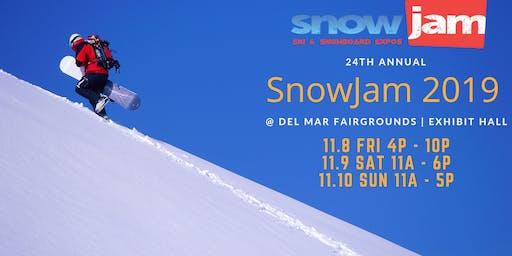 SnowJam Ski & Snowboard Expo