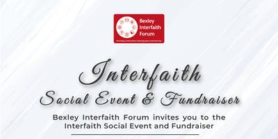 Bexley Interfaith Forum Social - 21st September at 6.30pm