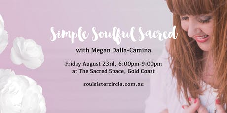 Simple Soulful Sacred tickets