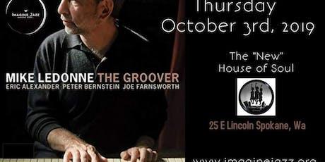 Mike LeDonne's Groover Quartet tickets