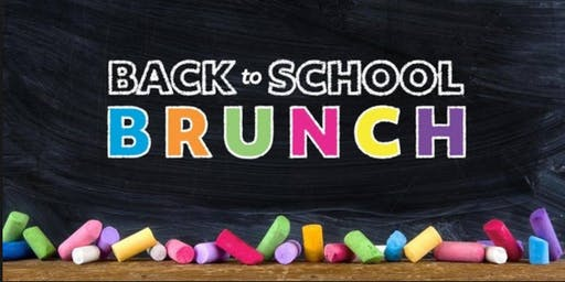 Back To School Celebration Brunch