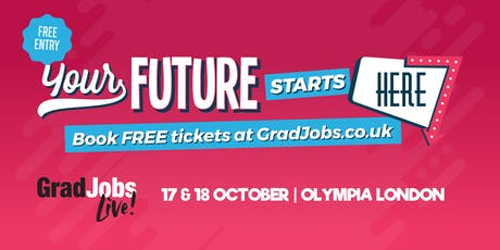 GradJobs Live! tickets