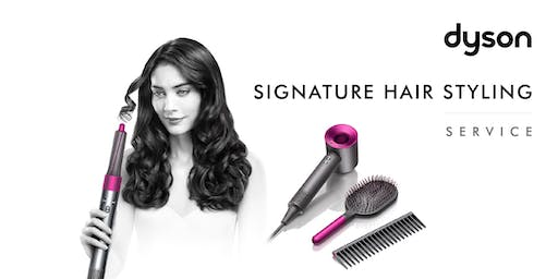 Dyson Demo, ICONSIAM   Celebrate Mother's Day with Total Look Hair Styling Service