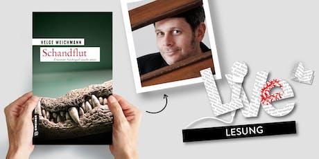 LESUNG: Helge Weichmann Tickets