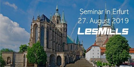LES MILLS Seminar in Erfurt Tickets
