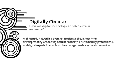 Digitally Circular networking event - August 2019