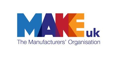 Employment Law Update - Make Uk - AJ Bell - Warrington tickets