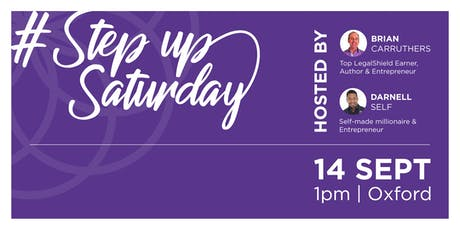 STEP-UP SATURDAY tickets