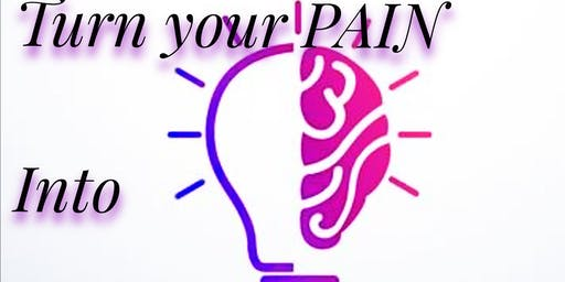 Copy of Turn your PAIN into POWER DVAS FUND
