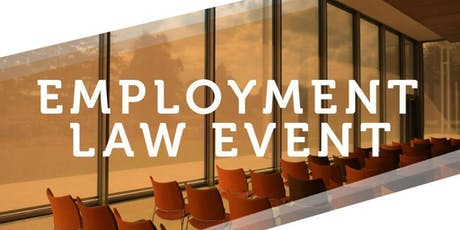 Employment Law Master Class tickets