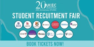 UKEC Student Recruitment Fair - Manchester