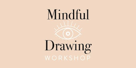 Mindful Drawing workshop tickets
