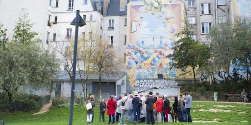 "Balade ""La Chapelle, arc-en-ciel culturel"""
