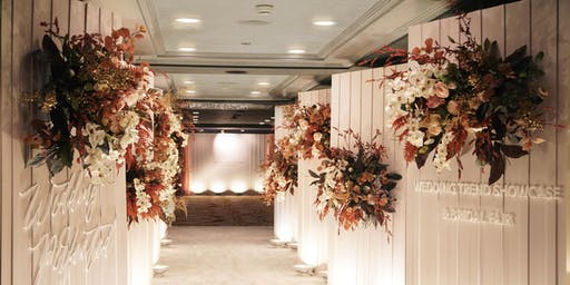 香港喜來登酒店 Beyond Happiness Wedding Showcase 2019