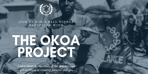 The Okoa Project Fall Reception