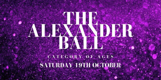 The Alexander Ball | Category Of Ages