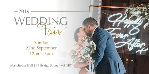 Manchester Hall Wedding Fair 2019