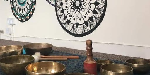 Sound Bath Meditation - Hitchin