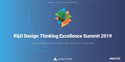 R&D Design Thinking  Excellence Summit 2019
