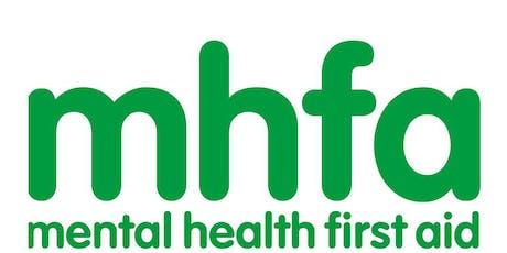 Mental Health First Aid Lite (Parent Volunteers) tickets